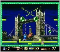 Tower Bridge... Been there. Done that. It went down exactly like this screenshot, too.